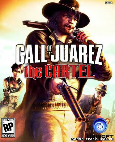 Crack (кряк) для Call of Juarez : The Cartel
