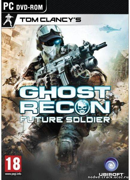 NoDVD для Tom Clancy's Ghost Recon: Future Soldier [v1.0 EN]