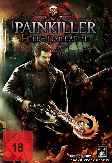 NoDVD, NoCD для Painkiller: Hell & Damnation [v1.0 EN/RU]